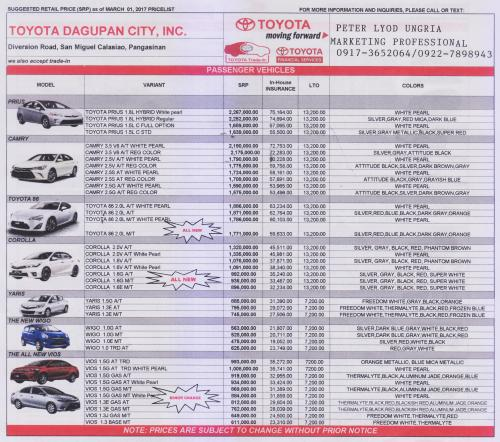 Isuzu Philippines Price List  Auto Search Philippines