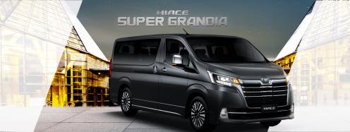 HIACE SUPER GRANDIA